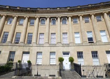 Thumbnail 3 bedroom flat for sale in Royal Crescent, Bath, Somerset
