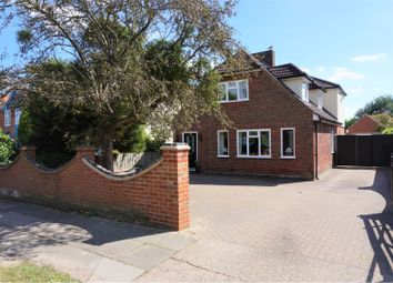 Thumbnail 4 bed detached house for sale in Colchester Road, Ipswich