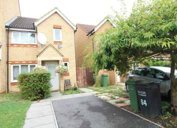 Thumbnail 3 bedroom end terrace house for sale in Dunraven Avenue, Luton