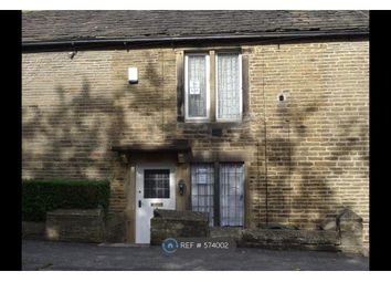 Thumbnail 1 bed terraced house to rent in Spring Gardens Lane, Keighley