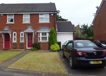 Thumbnail 3 bed property to rent in Waveley Road, Coundon, Coventry