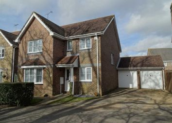 Thumbnail 4 bedroom detached house for sale in Coulstock Road, Burgess Hill