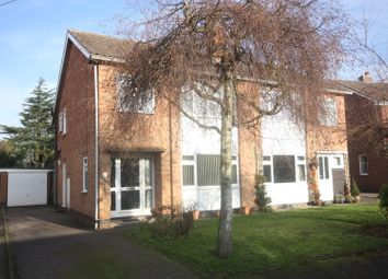 Thumbnail 3 bed semi-detached house for sale in Grange Avenue, Kenilworth