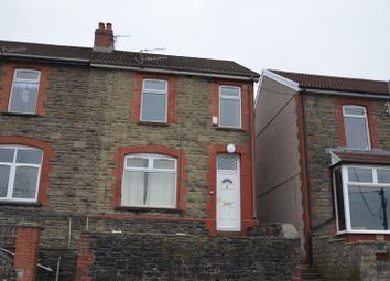 Thumbnail 3 bed terraced house to rent in High Street, Abertridwr, Caerphilly