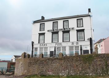 Thumbnail Pub/bar for sale in Pembrokeshire - Landmark Inn/Hotel SA73, Hakin, Pembrokeshire