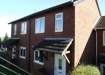 Thumbnail 2 bed terraced house to rent in Falmouth Close, Torquay