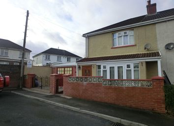 Thumbnail Semi-detached house for sale in Trenant, Hirwaun, Aberdare