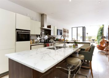 Thumbnail 4 bedroom terraced house for sale in Saville Road, Chiswick, London