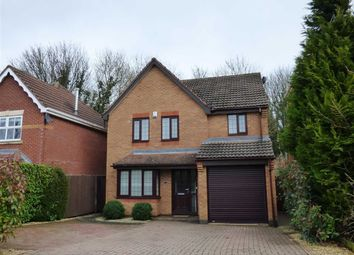 Thumbnail 4 bed detached house for sale in Osprey Drive, Daventry