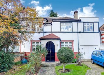 Thumbnail 5 bed semi-detached house for sale in Queens Walk, London