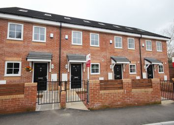 Thumbnail 3 bed town house to rent in Gorsey Brigg, Dronfield Woodhouse, Dronfield
