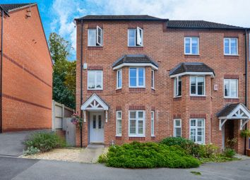 Thumbnail 3 bed semi-detached house for sale in Highfields Park Drive, Allestree, Derby
