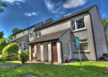 Thumbnail 1 bed flat for sale in Medwin Gardens, East Kilbride, Glasgow