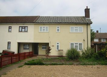 Thumbnail 4 bedroom semi-detached house to rent in Crouch Road, Chadwell St. Mary, Grays