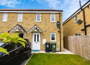Thumbnail 2 bedroom end terrace house for sale in 10 Palm House Drive, Selby