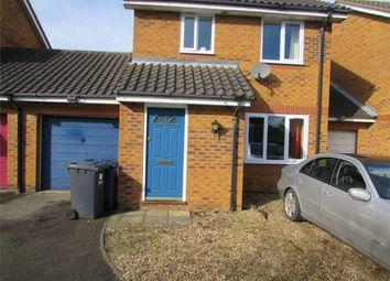 Thumbnail 3 bedroom semi-detached house to rent in Lomax Drive, Brampton, Huntingdon