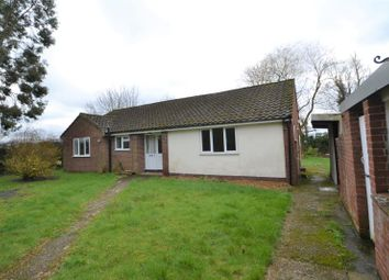Thumbnail 3 bed detached bungalow to rent in Woolding Cottage, Whitchurch