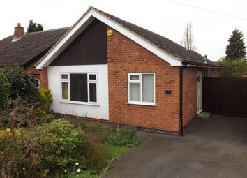 Thumbnail 2 bed bungalow for sale in Boxley Drive, West Bridgford, Nottingham