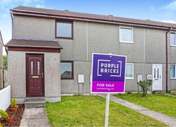 Thumbnail 2 bed end terrace house for sale in Pengover Parc, Redruth