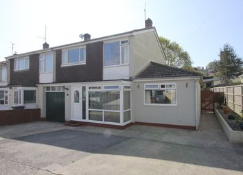 Thumbnail 4 bed end terrace house for sale in Eden Park, Brixham