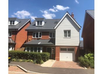 Thumbnail 5 bed detached house for sale in Sierra Road, High Wycombe
