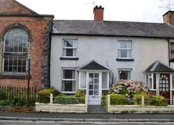 Thumbnail 3 bed terraced house for sale in 3, Eastgate Street, Llanidloes, Powys