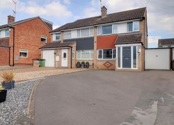 Covert Close, Great Haywood, Stafford ST18. 3 bed semi-detached house for sale