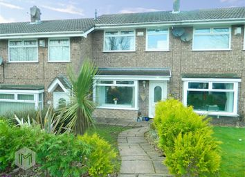 Thumbnail 3 bed terraced house for sale in Fellbridge Close, Westhoughton, Bolton, Lancashire