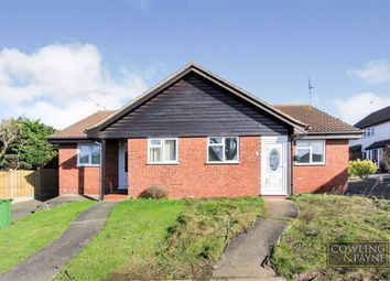 Thumbnail 2 bed semi-detached bungalow for sale in Beazley End, Wickford, Essex