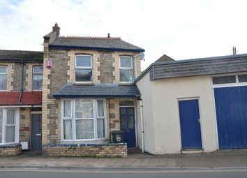 Thumbnail 2 bed town house for sale in 13 Hermitage Road, Ilfracombe, Devon