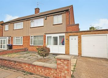 Thumbnail 3 bed semi-detached house for sale in Thirlmere Avenue, The Headlands, Northampton
