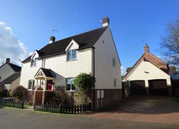 Thumbnail 4 bedroom detached house for sale in Stanhope Road, Wigston, Leicester, Leicestershire