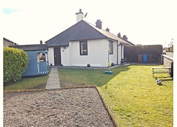 Thumbnail 2 bed semi-detached bungalow for sale in Golfview Terrace, Invergordon
