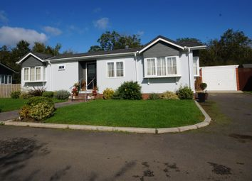 Thumbnail 2 bed mobile/park home for sale in Powlers Piece Park, Putford, Holsworthy