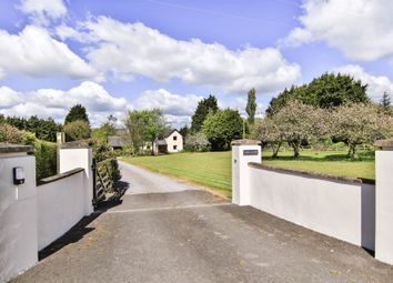 Thumbnail 4 bed detached house for sale in Broad Close Lane, Moulton, Nr. Llancarfan