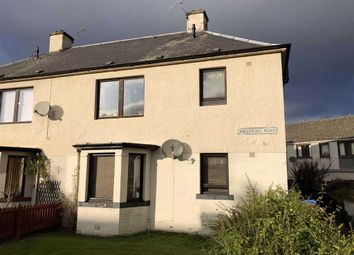 Thumbnail 2 bed flat for sale in Millcraig Road, Dingwall, Ross-Shire