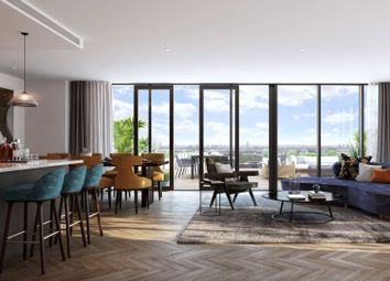 Thumbnail 2 bed flat for sale in Merino Wharf, London Dock, Wapping
