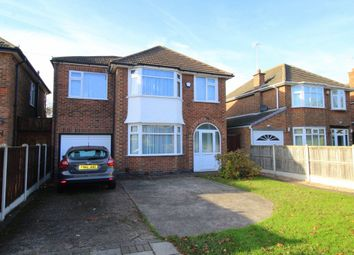 Thumbnail 4 bed detached house for sale in Greythorn Drive, West Bridgford, Nottingham