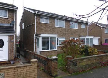 Thumbnail 3 bed semi-detached house to rent in Oakley Hay Lodge, Great Fold Road, Corby