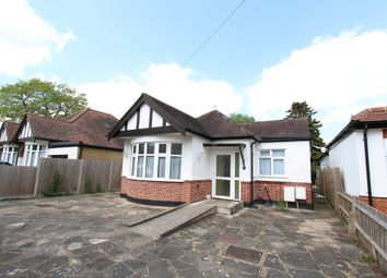Thumbnail 2 bed detached bungalow for sale in Elgar Close, Ickenham