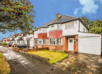 Thumbnail 3 bedroom semi-detached house for sale in Browning Avenue, Sutton