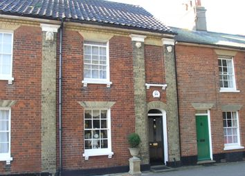 Thumbnail 3 bed cottage for sale in Victoria Street, Southwold, Suffolk