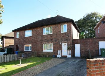 Thumbnail 3 bed semi-detached house for sale in Alston Avenue, Cramlington, Northumberland