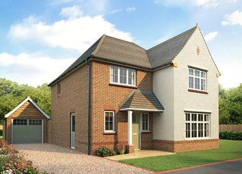 """Thumbnail 4 bed detached house for sale in """"Cambridge"""" at Greenmount, Barrow, Clitheroe"""