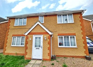Thumbnail 4 bed detached house to rent in Regimental Way, Dovercourt, Harwich