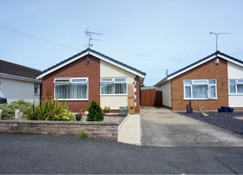 Thumbnail 2 bed detached bungalow for sale in Lon Heulog, Rhyl