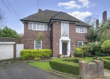 Thumbnail 5 bed detached house for sale in West Heath Close, Hampstead, London