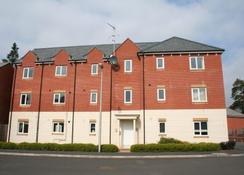 Thumbnail 2 bedroom flat for sale in Templer Place, Bovey Tracey, Newton Abbot