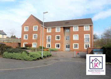 Thumbnail 1 bed flat to rent in Railway View, Hednesford, Cannock