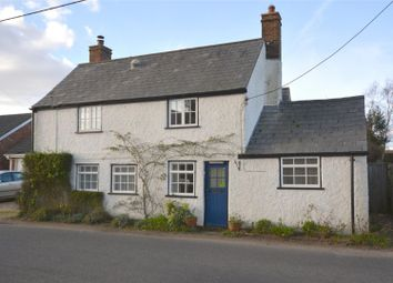 Thumbnail 3 bed detached house for sale in Pilley Street, Pilley, Lymington, Hampshire